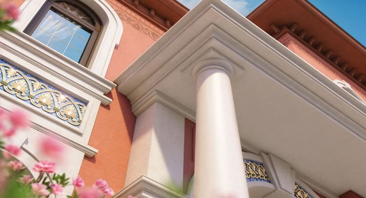New Contract A ward. XXII CARAT Villa Project, Luxury Beachfront Development, Palm Jumirah, Dubai.